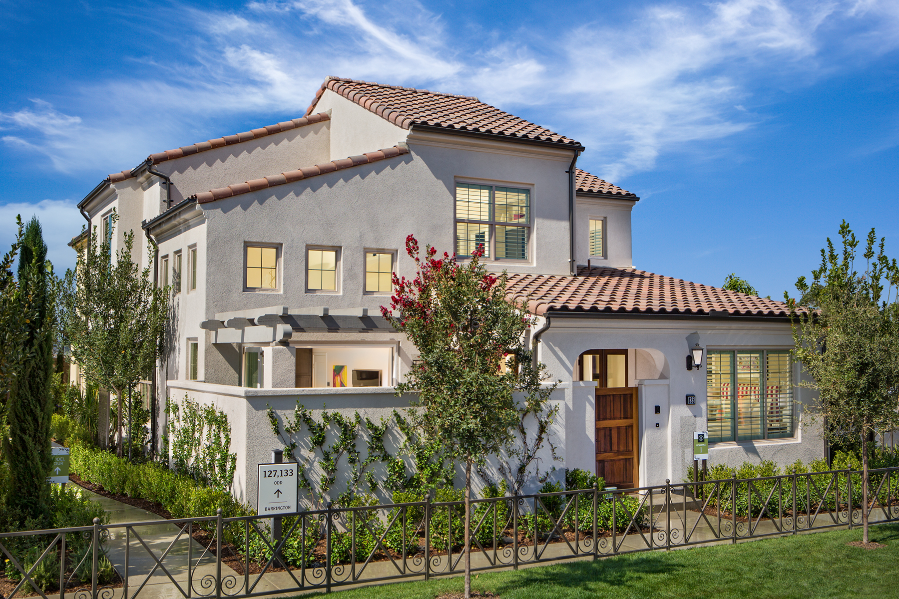 California Pacific Homes